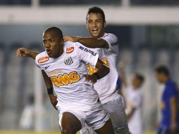 Santos vence Cruzeiro por 4 a 2 no reencontro com Borges