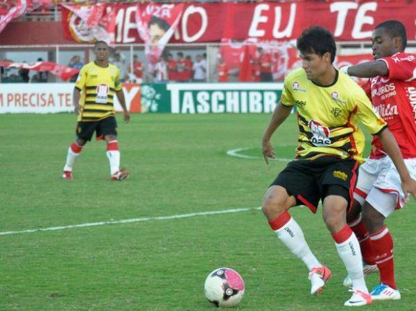 Líder Vitória cede empate ao América-RN e vê Criciúma se aproximar