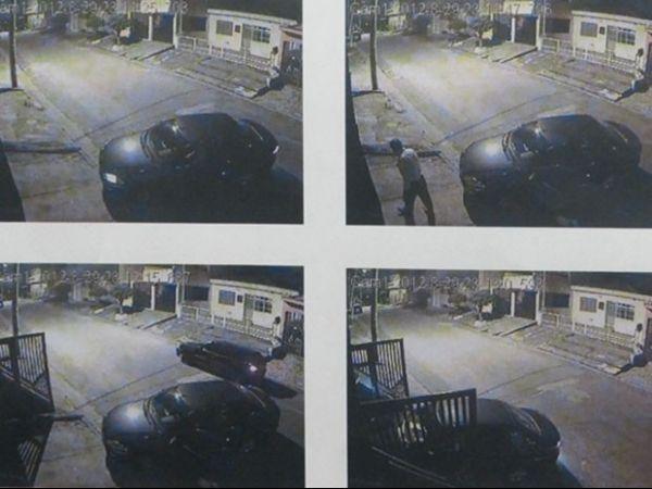 Polícia divulga imagens do assassinato de delegado morto na porta de casa