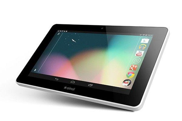Tablet chinês vem com Android 4.1 e processador dual-core