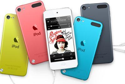 Apple apresenta novas versões do tocador de mp3 iPod Nano e Touch