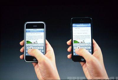 Conheça o iPhone 5; nova tela de 4 polegadas, 4G e design impecável