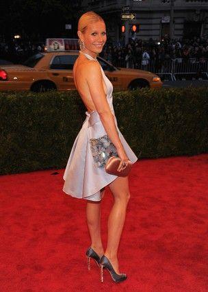 Gwyneth Paltrow é eleita mais bem vestida do mundo pela