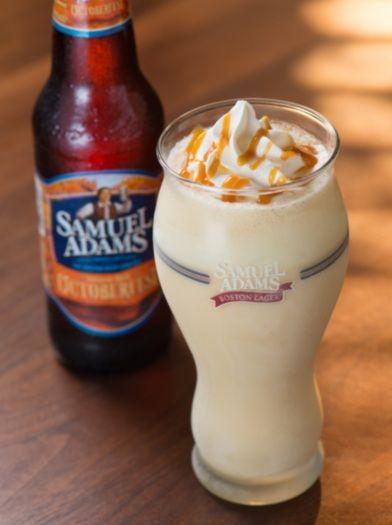Pra matar o calor, que tal tomar um milk-shake de cerveja?