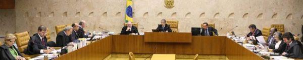 STF decide se fará sessões extras para julgar o mensalão