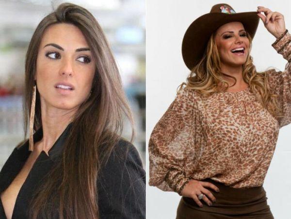Viviane Araújo se nega a fazer quadro do Tudo é Possível com Nicole Bahls