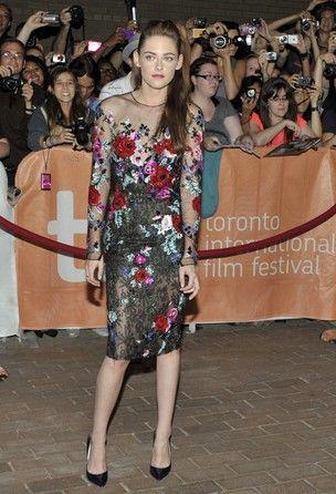 Kristen Stewart diz que ver ex com outra seria