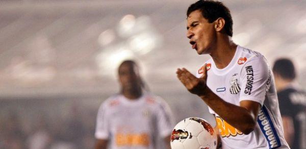 Neymar já se despede de Paulo Henrique Ganso