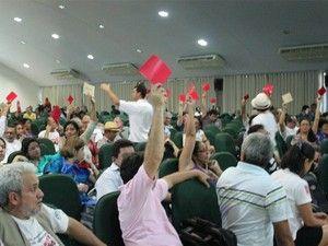 Professores da UFPI já começam a acabar greve que dura quase 4 meses
