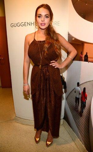 Lindsay Lohan é presa depois de atropelar um homem em Nova York