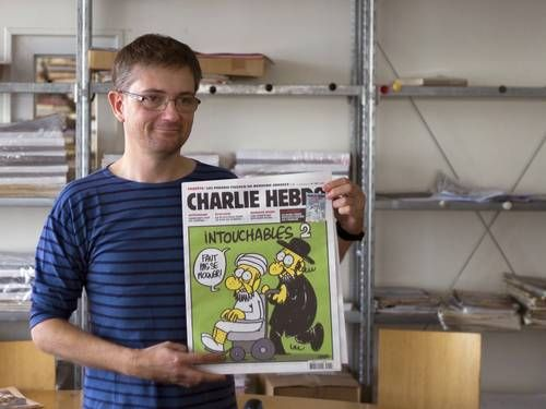 Revista francesa publica charges do profeta Maomé