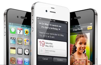 Compra de iPhones 4S pela Apple indica lançamento de novo modelo