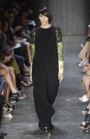 Brasileira Lea T está confirmada na semana de moda de Milão