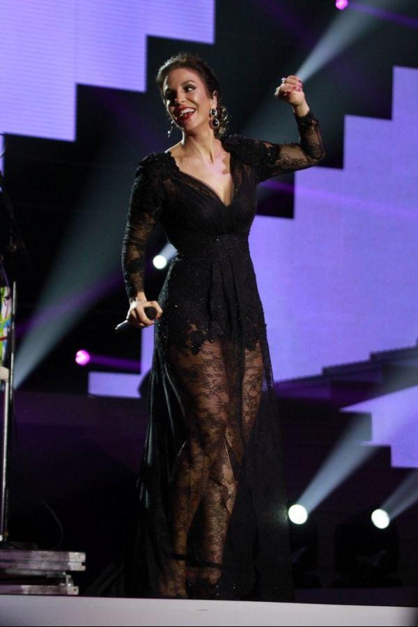 Ivete Sangalo é eleita a mais bem-vestida do Prêmio Multishow