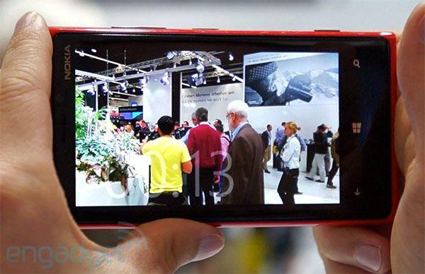 Nokia lança demonstração da câmera PureView do Lumia 920