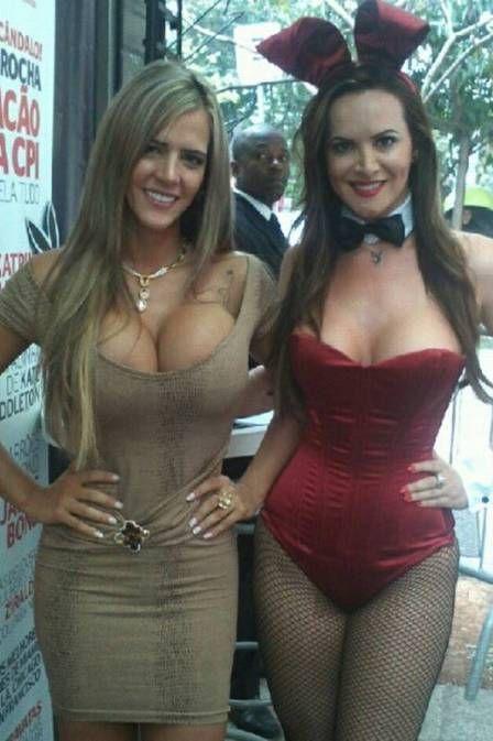 Denise Rocha sobre decote: ?Não vou divulgar ?Playboy? de burca?