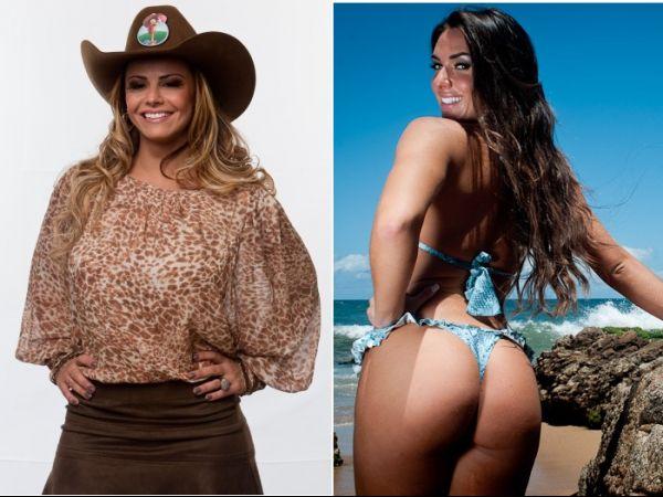 Nicole Bahls diz que gravaria quadro com Vivi Araujo