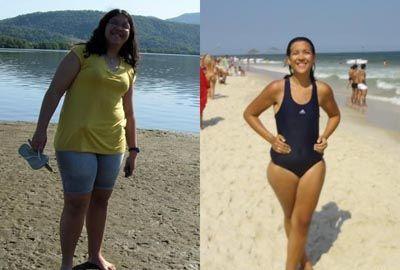 Após tomar susto com a balança, jovem do RJ perde 52 kg em um ano