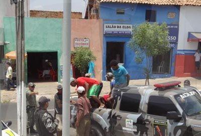 Polícia Militar estoura boca de fumo em Floriano