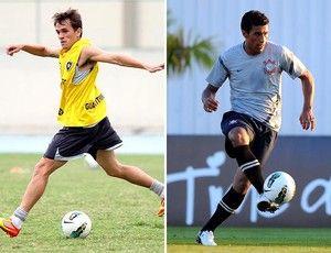 Botafogo x Timão terá  cinco do Superclássico, além da volta Seedorf