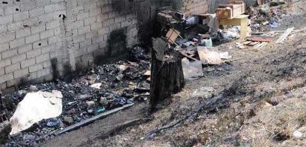 Corpo carbonizado é encontrado em abrigo para moradores de rua