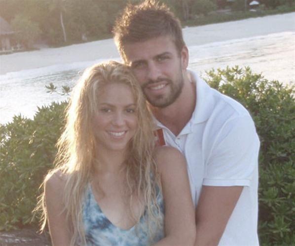 Grávida de um menino, Shakira escolhe nome do bebê