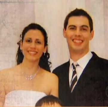 Imagens mostram ex-marido com acusados de degolar jovem