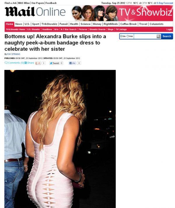 Cantora deixa calcinha e bumbum à mostra com vestido ousado