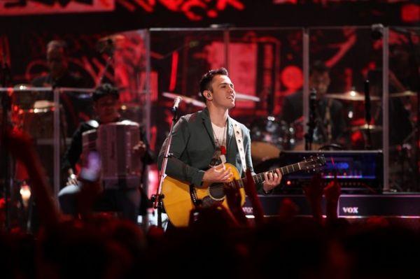 Jorge e Mateus gravam DVD em Londres com ingressos esgotados