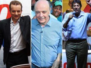Serra e Haddad ficam empatados em 2° lugar, segundo Vox Populi