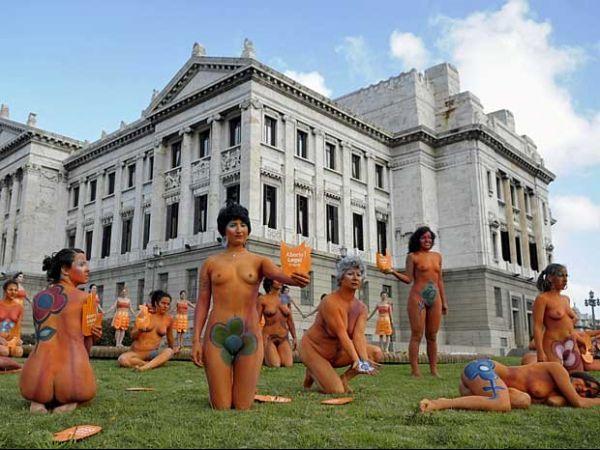 Câmara do Uruguai aprova projeto que descriminaliza o aborto