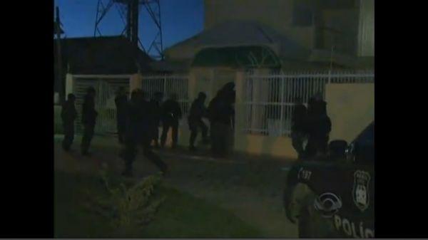 Dois dos maiores traficantes do Brasil são presos no Paraná e em SC
