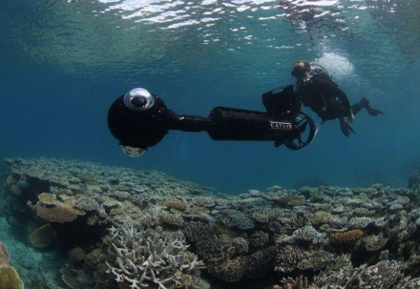 Google Street View cria câmera 360º  e leva usuários para debaixo d