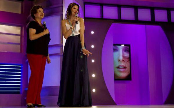 Record quer Luciana Gimenez para o lugar de Ana Hickmann no