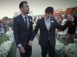 Justiça já converteu 370 uniões gays em casamento