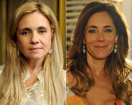 Vilã Tereza Cristina rendia mais no ibope da Globo que Carminha