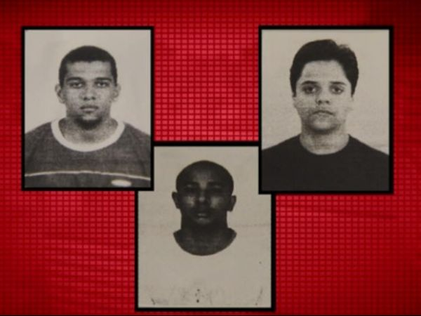 Polícia divulga fotos de suspeitos de participar de estupro de jovem