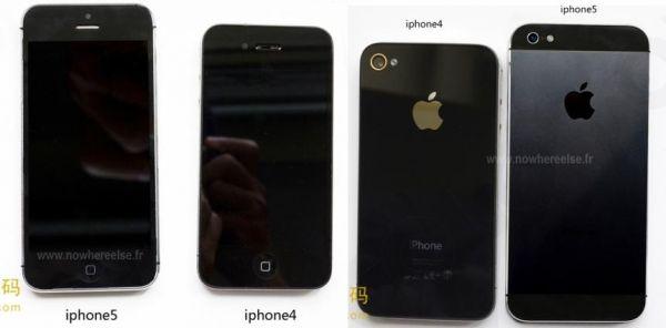 Fotos mostram que novo celular da Apple será maior e mais fino