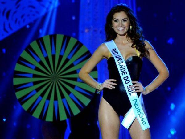 Gabriela Markus do Rio Grande do Sul é eleita Miss Brasil; RN é a vice; veja fotos! - Imagem 1