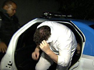 Advogado é preso após agredir mulher em praça de alimentação