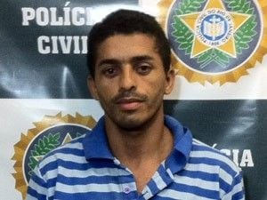 Pai é preso no Rio após torturar filha que não sabia usar o penico