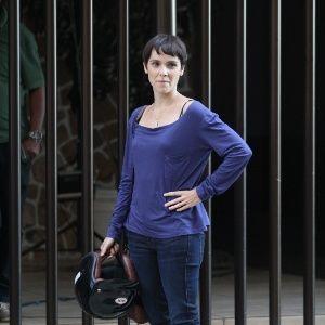 Débora Falabella diz que tem de explicar para a filha por que as pessoas a chamam de Nina