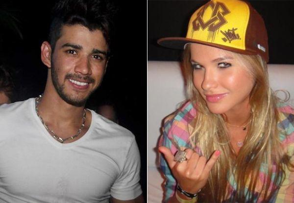 Gusttavo Lima estaria com ex de Neymar e Thiago Martins