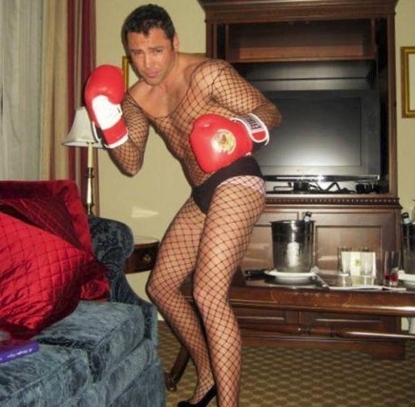 Modelo perde ação em que acusava ex-boxeador de usar sua roupa íntima