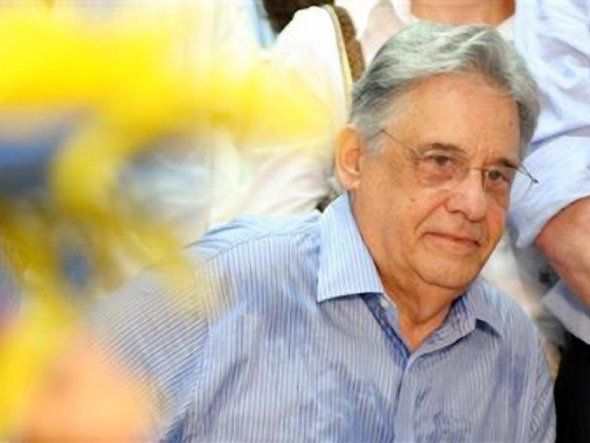 Fernando Henrique Cardoso diz não querer bater boca com Dilma