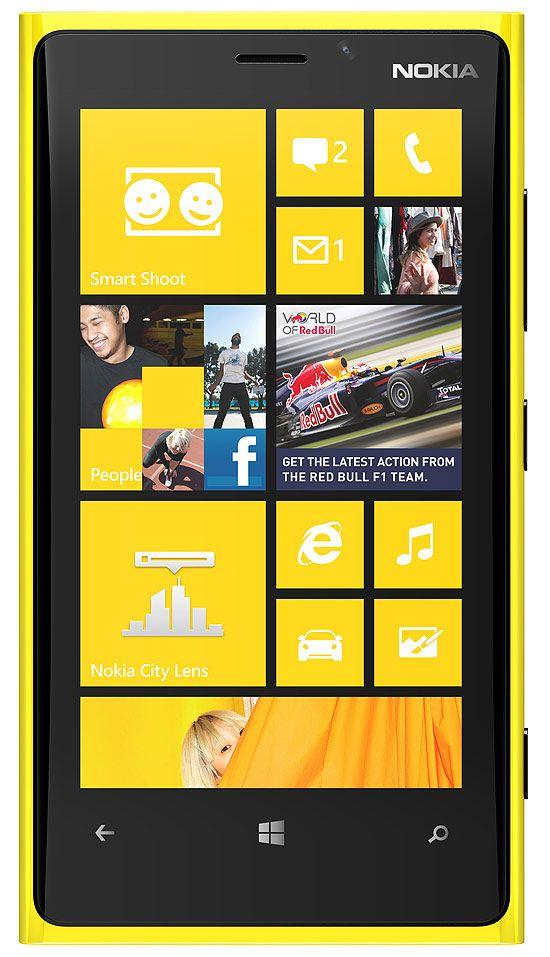 Nokia anuncia smartphones com Windows Phone 8 e recarga sem fio