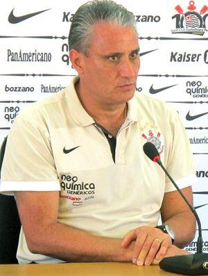Tite reconhece peso de desfalques na derrota para Figueirense
