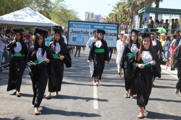 Dia da Independência: Veja mais fotos do desfile de comemoração pelo 7 de Setembro