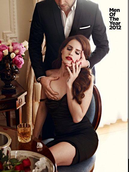 Veja fotos da cantora Lana Del Rey nua para a revista