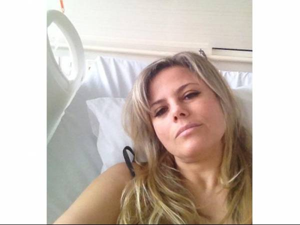 Após suspeita de leucemia, Maria Cândida tem alta